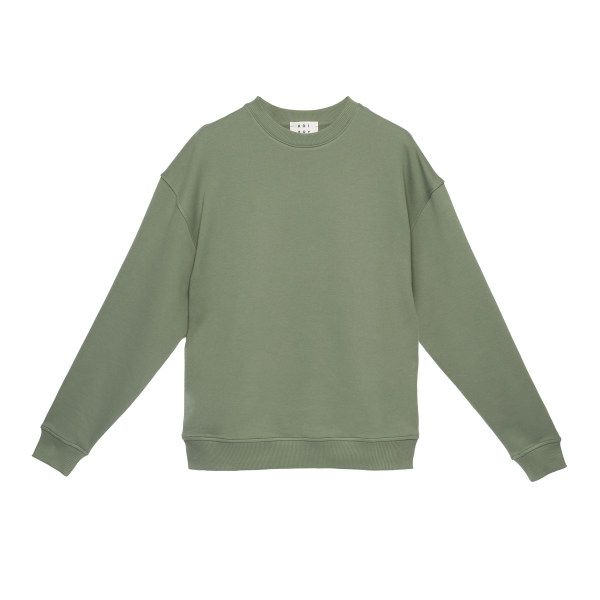سویشرت مردانه کوی مدل 402 رنگ سبز