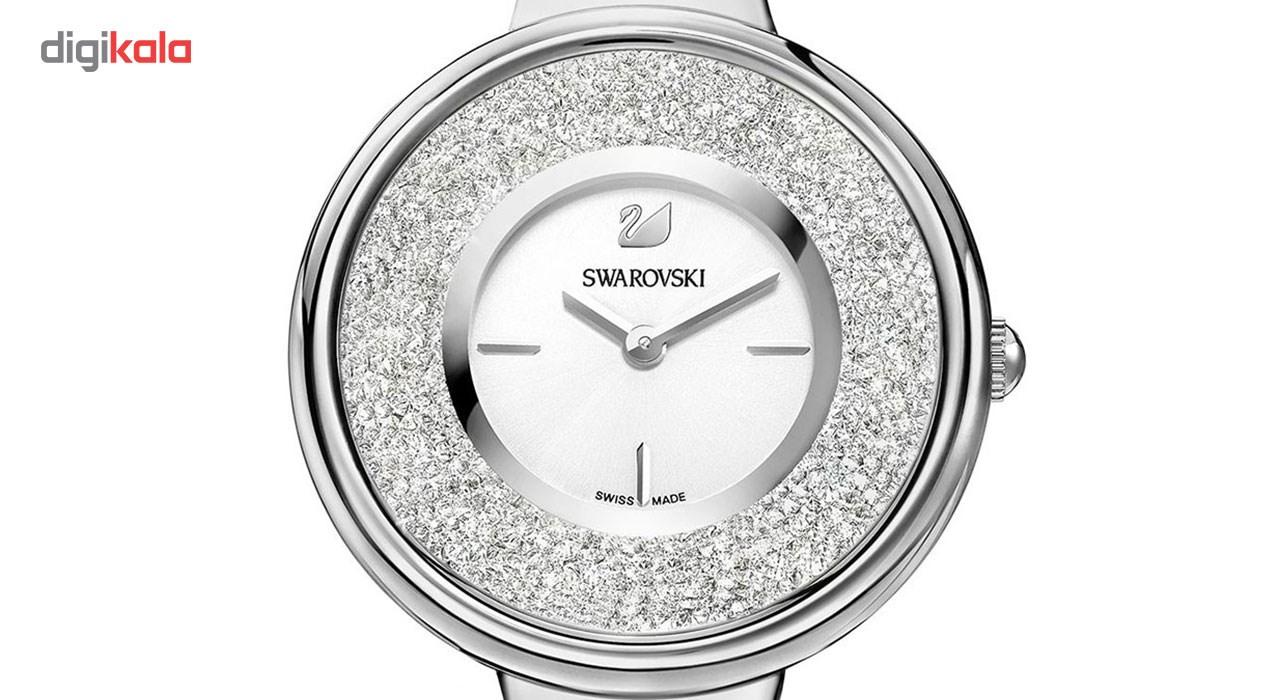 ساعت مچی عقربه ای زنانه سواروسکی مدل 5269256              ارزان