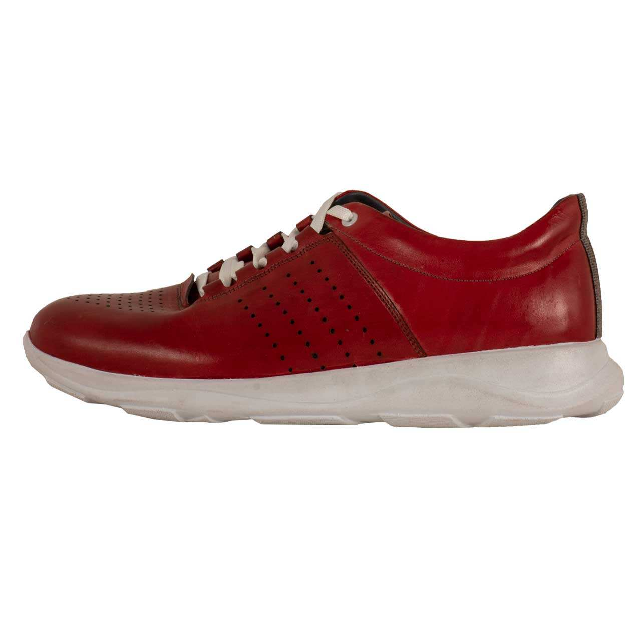 کفش روزمره مردانه پارینه چرم مدل SHO176-2 -  - 2