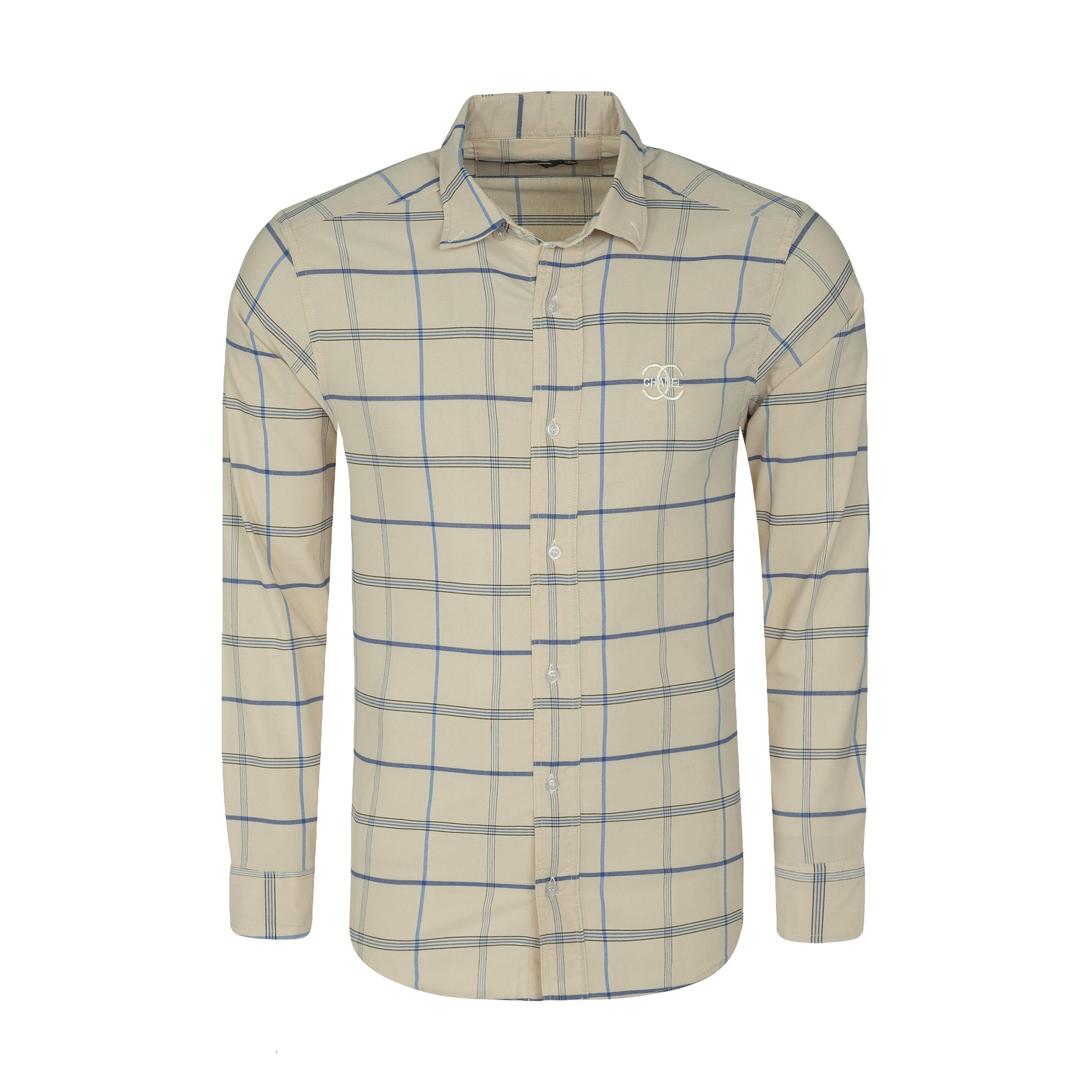 پیراهن آستین  بلند مردانه مدل 344006232                     غیر اصل