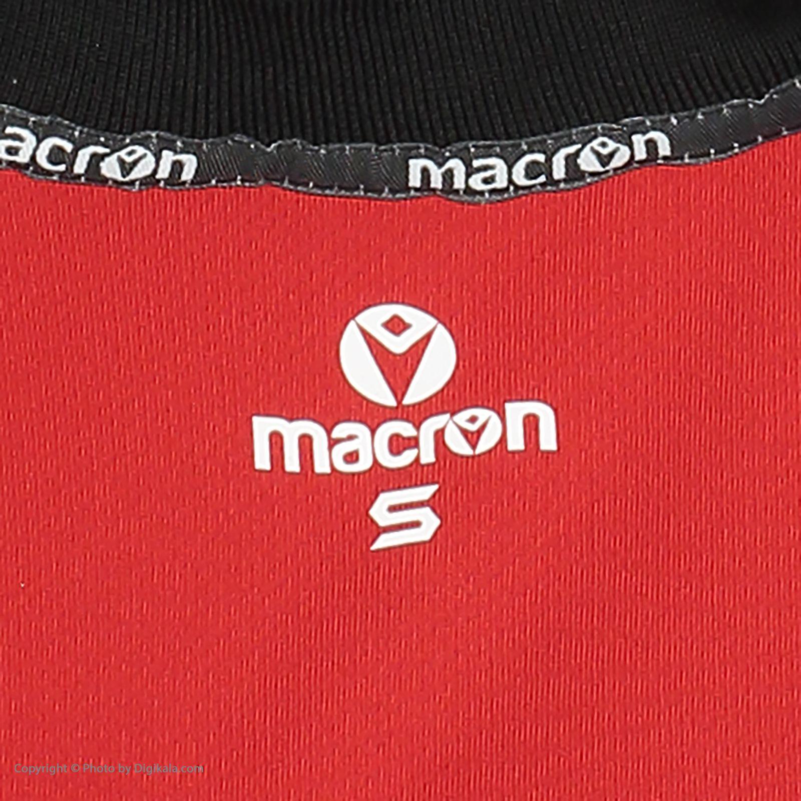 پولوشرت ورزشی مردانه مکرون مدل شوفار کد 35020-99 -  - 6