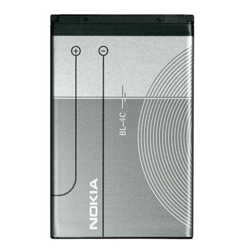 باتری موبایل مناسب برای  نوکیا BL-4C با ظرفیت 890 میلی آمپر ساعت