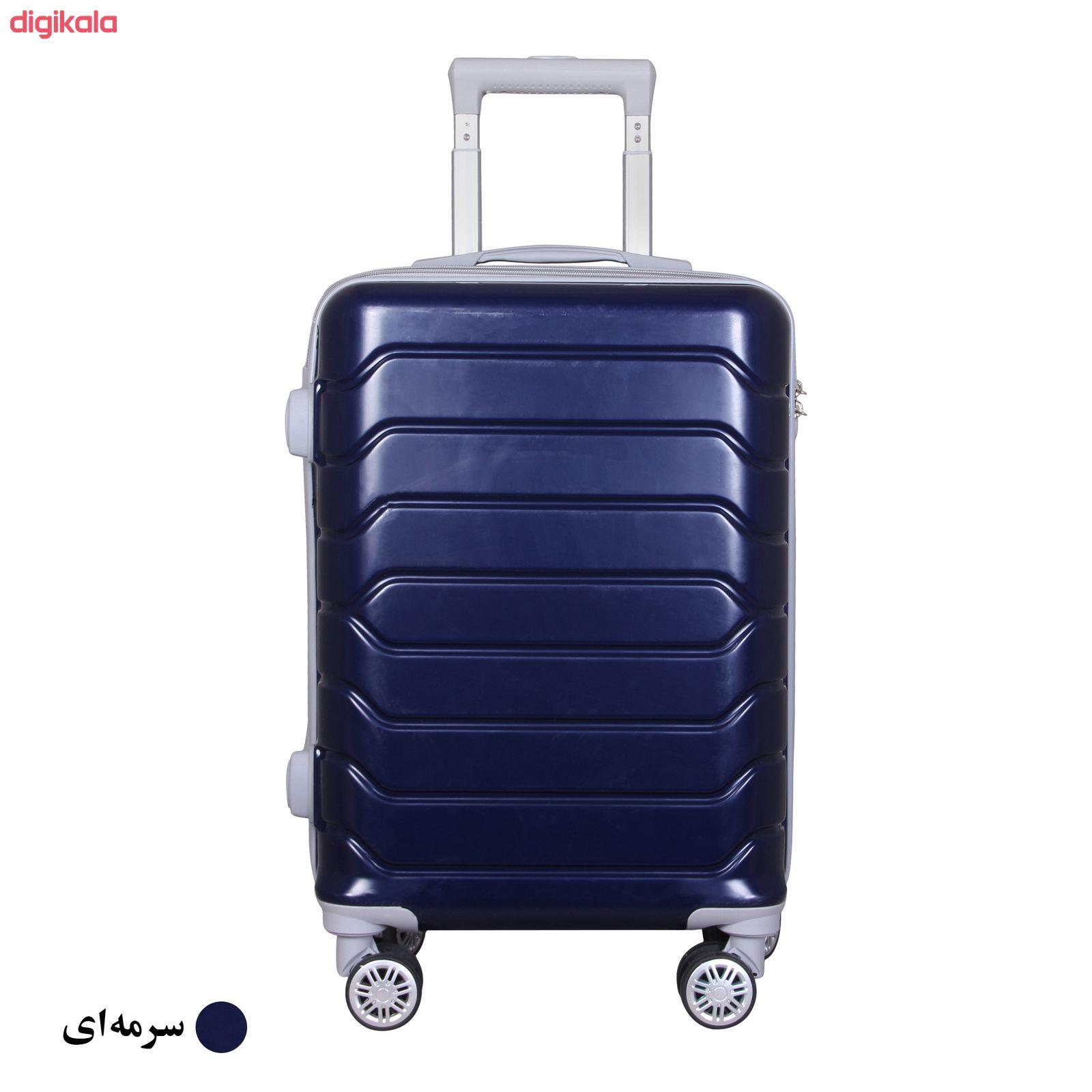 مجموعه سه عددی چمدان مدل 10021 main 1 14