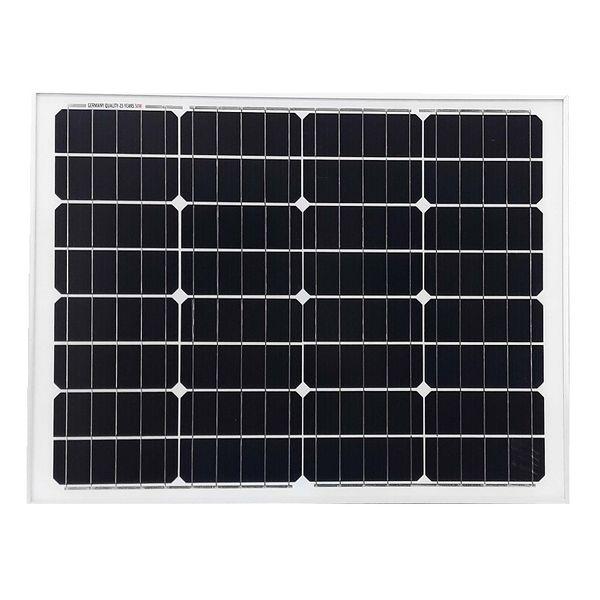 پنل خورشیدی سولار جیانبائو مدل SA-50 ظرفیت 50 وات