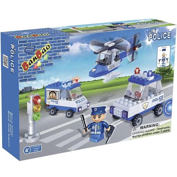 مدلسازی بن بائو مدل مجموعه پلیس کد 8128