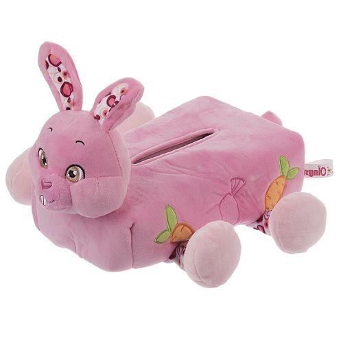کاور دستمال کاغذی کودک رانیک مدل Rabbit 504B