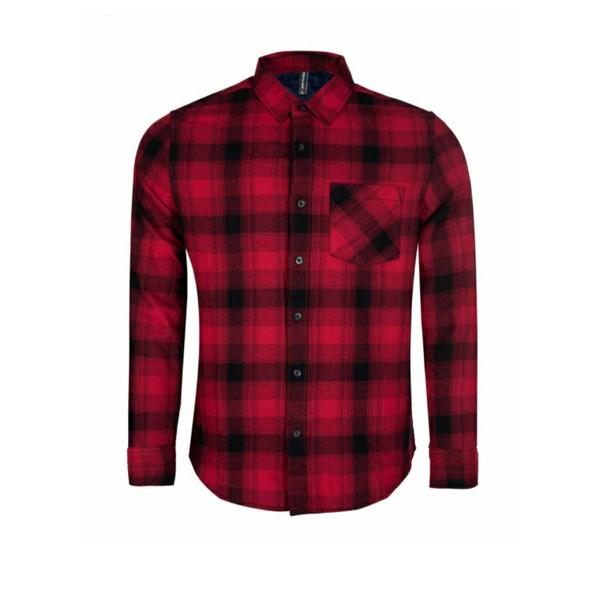 پیراهن آستین بلند مردانه جین وست مدل 4795