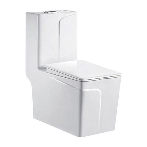 توالت فرنگی مروارید مدل یونیک کد 2328