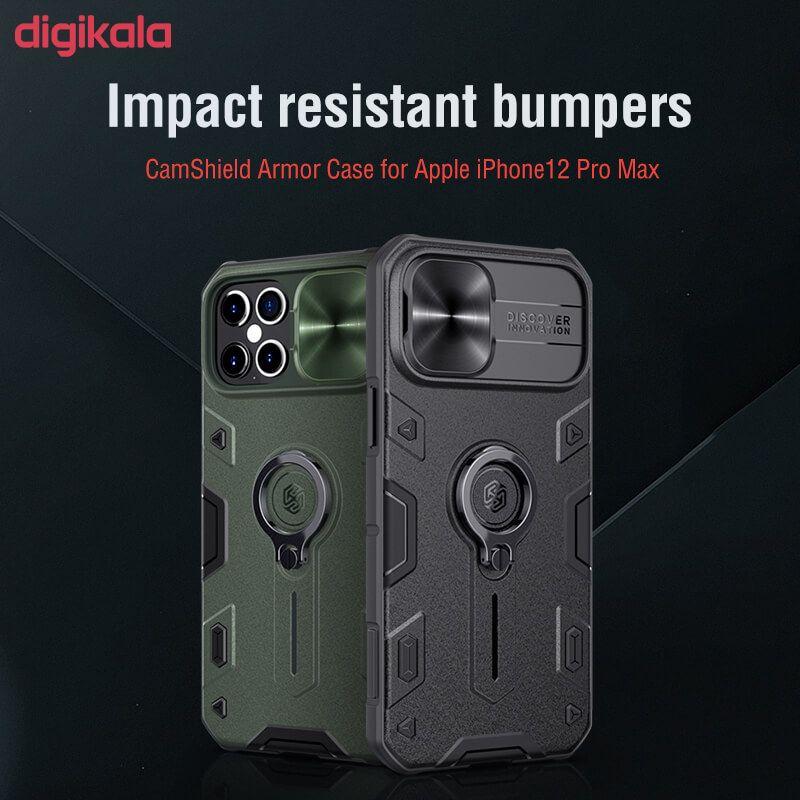 کاور نیلکین مدل CamShield Armor مناسب برای گوشی موبایل اپل iPhone 12 Pro Max main 1 12