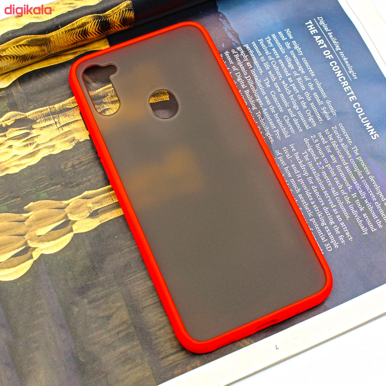 کاور کینگ پاور مدل M21 مناسب برای گوشی موبایل سامسونگ Galaxy A11 main 1 15