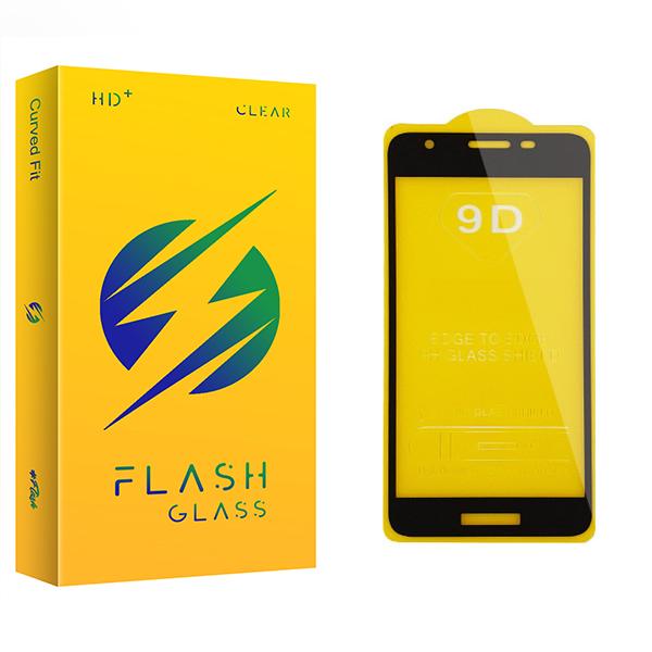 محافظ صفحه نمایش فلش مدل +HD مناسب برای گوشی موبایل سامسونگ Galaxy A2 Core