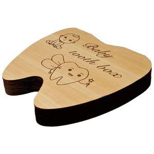 جعبه نگهدارنده دندان شیری کودک مدل 15
