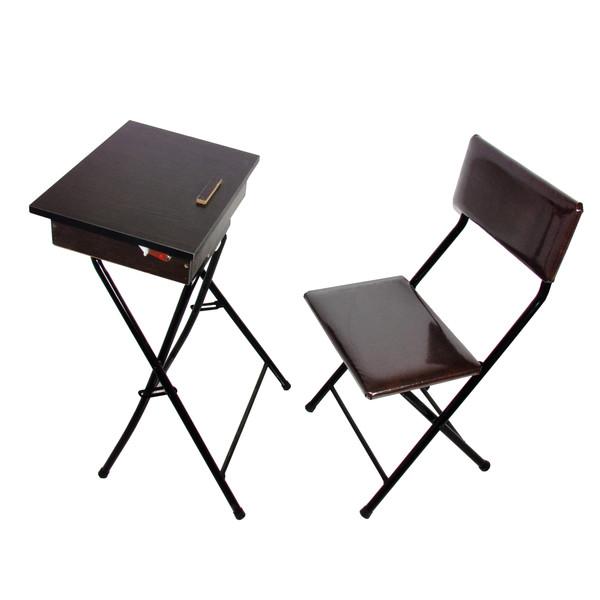 میز و صندلی نماز میزیمو مدل باکسدار تاشو کد 4002