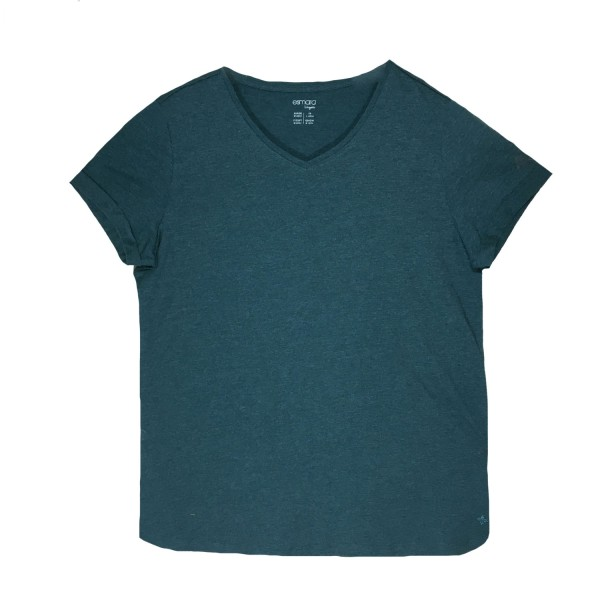 تی شرت آستین کوتاه زنانه اسمارا مدل 1600