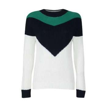 تصویر پلیور زنانه کالینز مدل CL1035832-OFW Colins CL1035832-OFW Sweater For Women