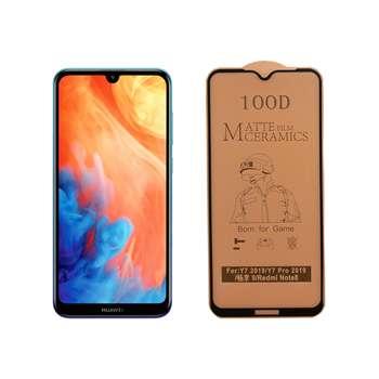 محافظ صفحه نمایش سرامیکی مدل FLCRM01mo مناسب برای گوشی موبایل هوآوی Y7 2019