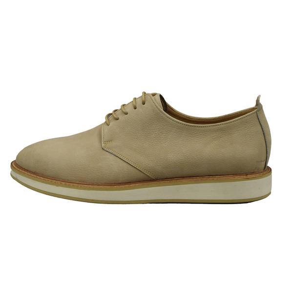 کفش روزمره مردانه پانو مدل 890 رنگ خاکی