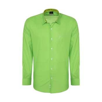 پیراهن آستین بلند مردانه ونداک مدل VWG04