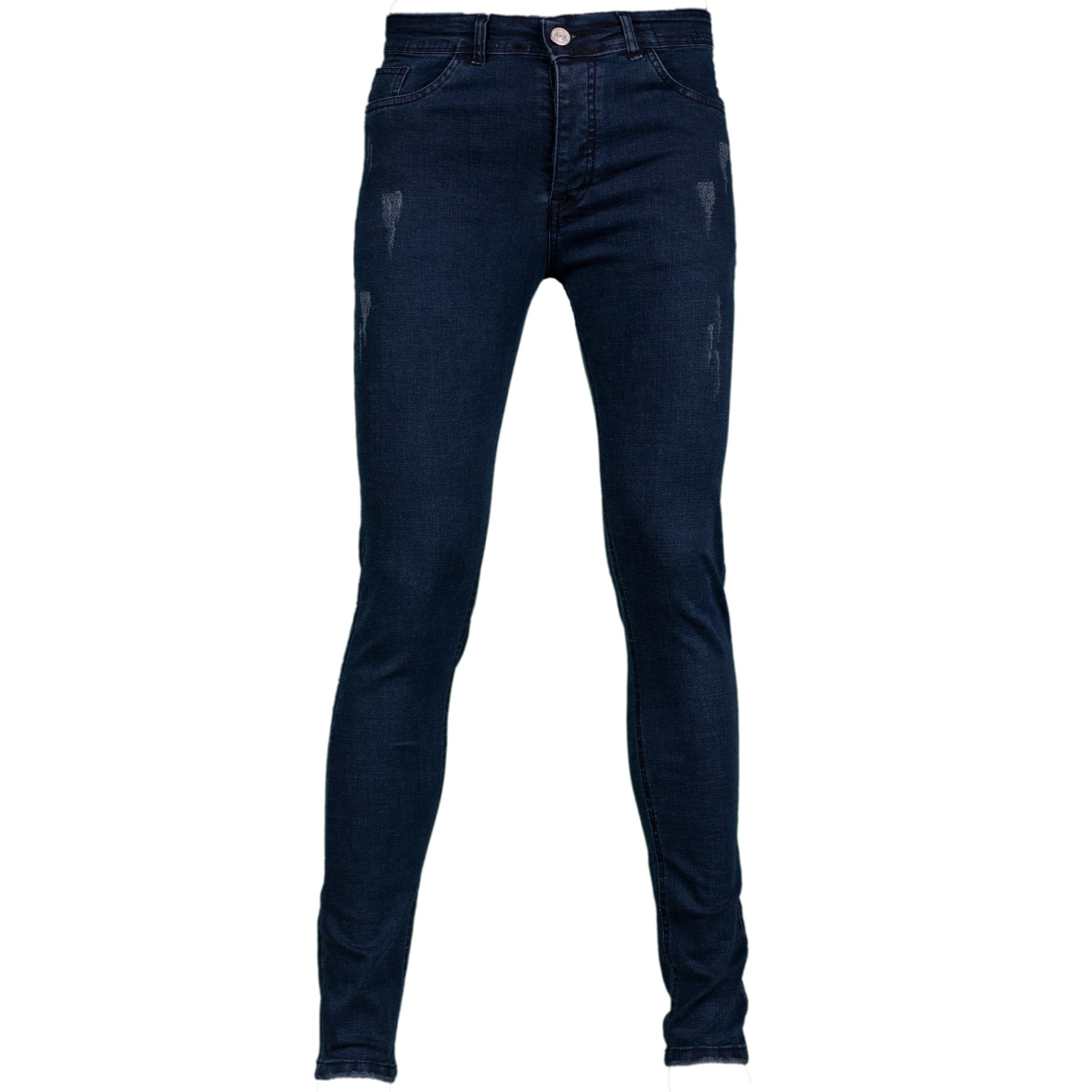 شلوار جین مردانه  کد s16