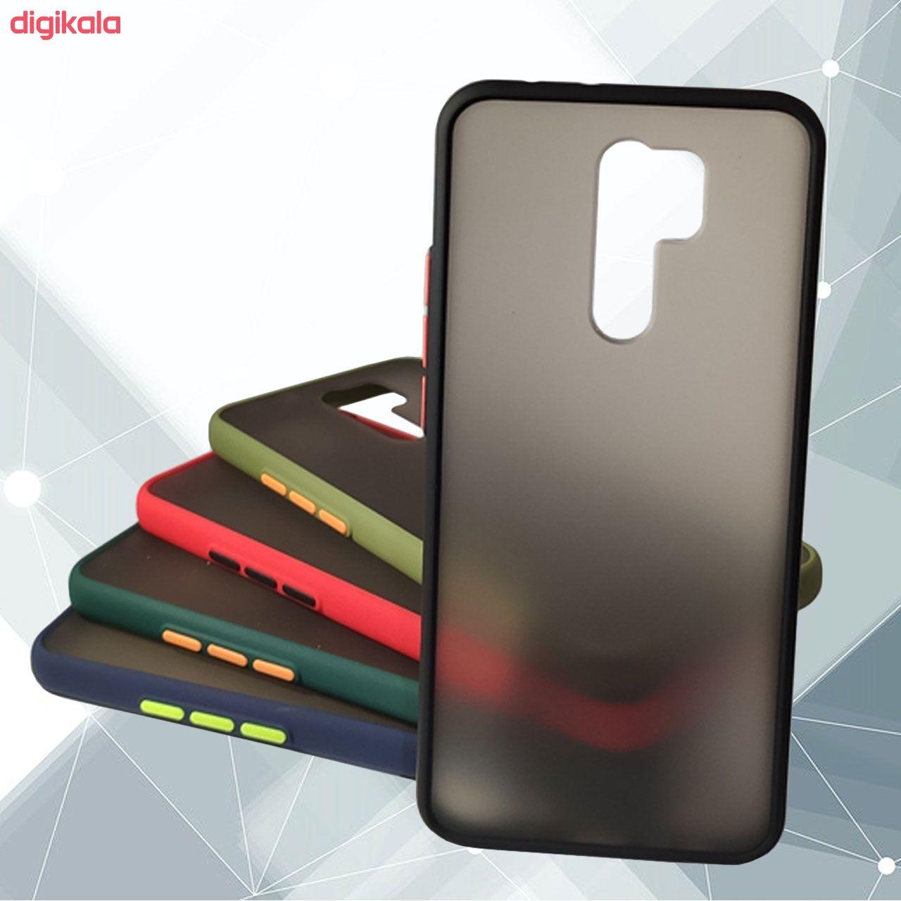 کاور مدل PM مناسب برای گوشی موبایل شیائومی Redmi 9 main 1 3