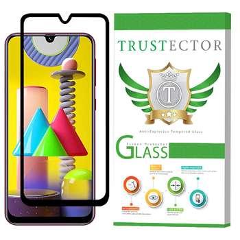 محافظ صفحه نمایش سرامیکی تراستکتور مدل CRM مناسب برای گوشی موبایل سامسونگ Galaxy M31