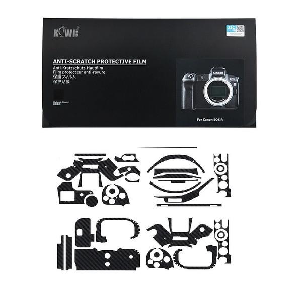 برچسب پوششی کی وی مدل KS-RCF مناسب برای دوربین عکاسی کانن EOS R