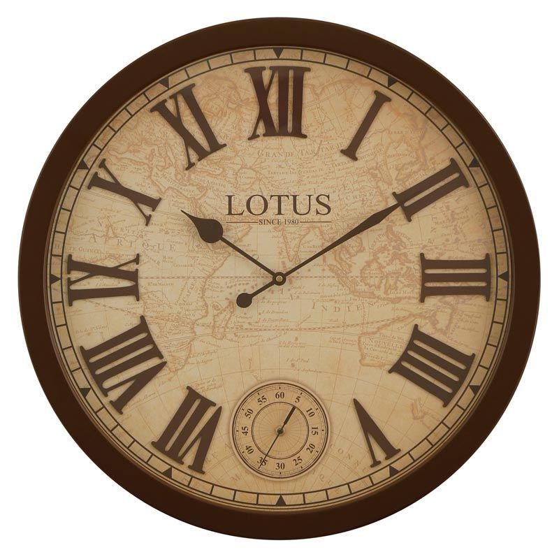 ساعت دیواری لوتوس مدل 8838