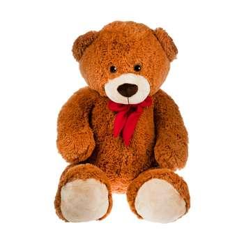 عروسک طرح خرس مدل عاشق ارتفاع 100 سانتی متر