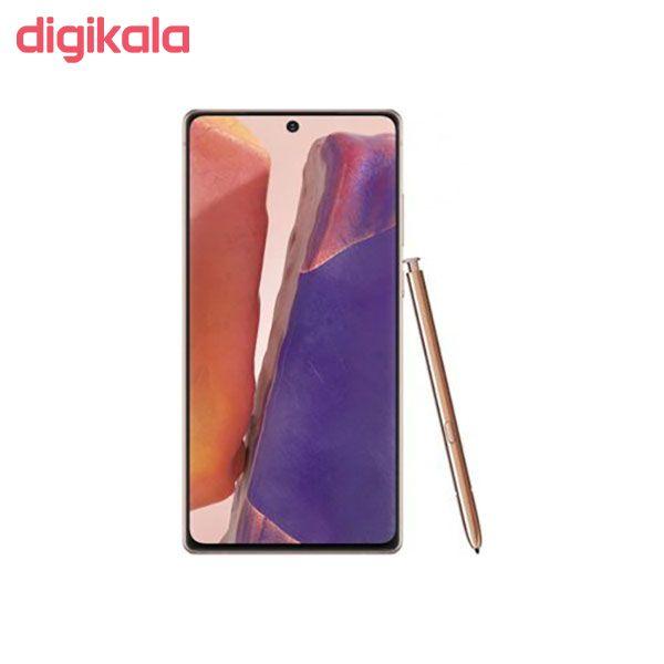 گوشی موبایل سامسونگ مدل Galaxy Note20 5G SM-N981B/DS دو سیم کارت ظرفیت 256 گیگابایت main 1 7
