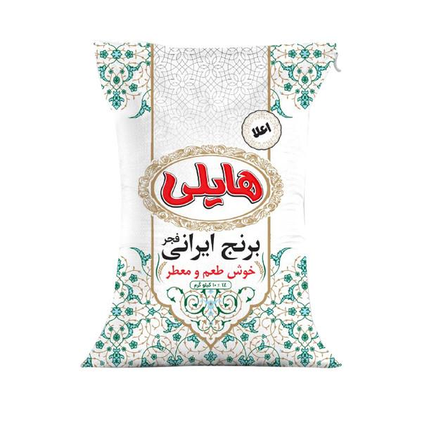 برنج فجر هایلی - 10 کیلو گرم