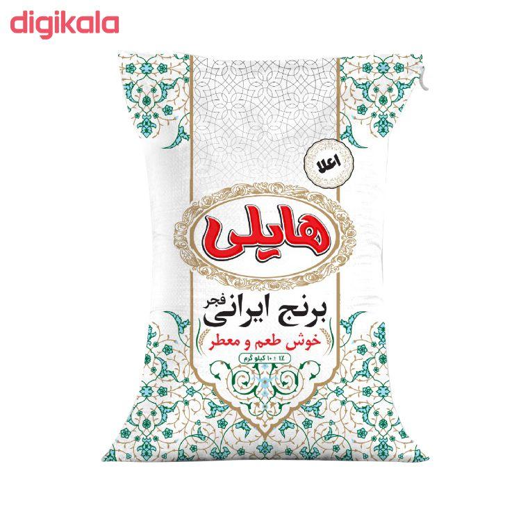 برنج فجر هایلی - 10 کیلو گرم main 1 1