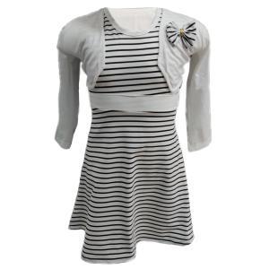 کت و پیراهن دخترانه مدل GSARF2TIK