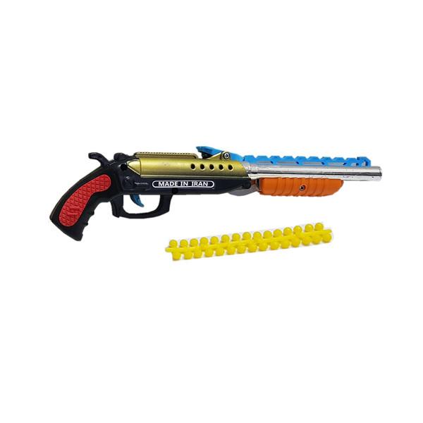 تفنگ بازی مدل وینچستر دولول