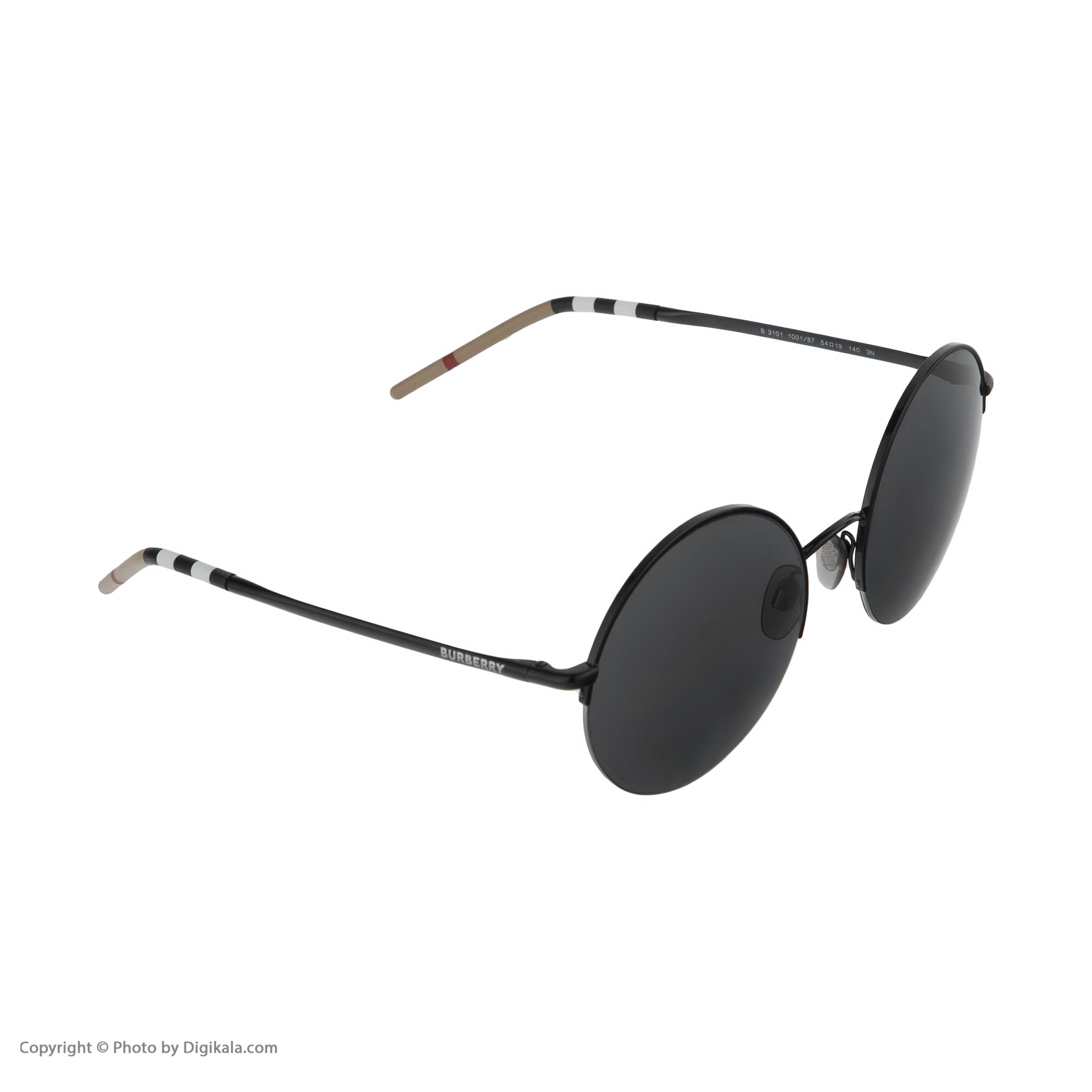 عینک آفتابی زنانه بربری مدل BE 3101S 100187 54 -  - 6