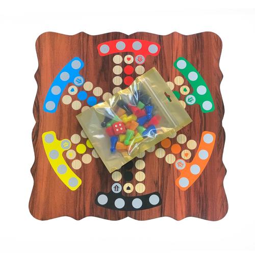 بازی فکری مدل منچ و مارپله کد G1