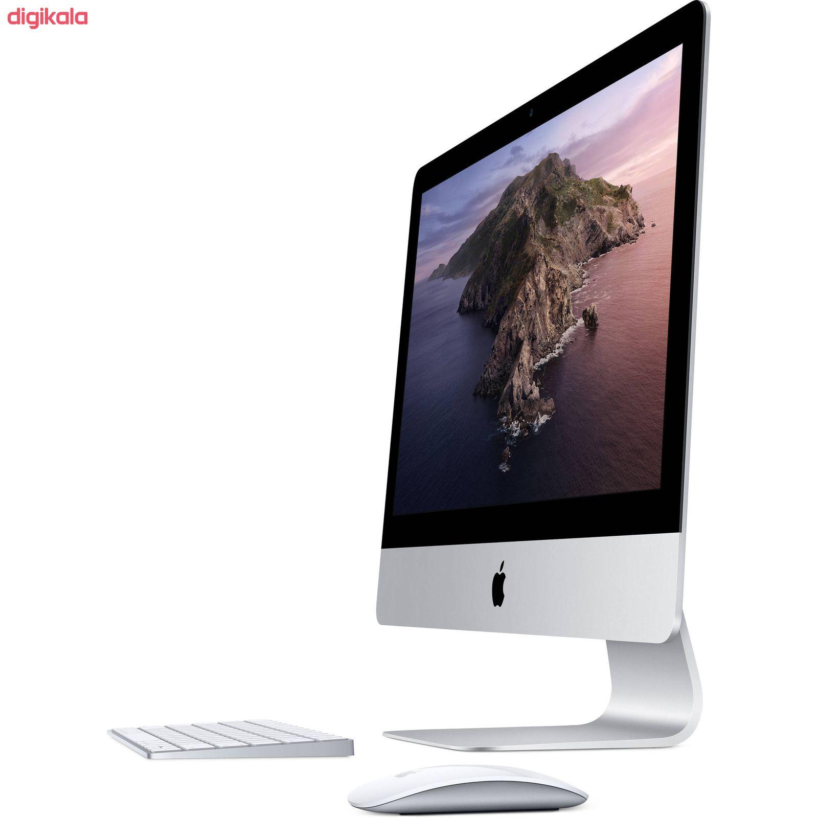 کامپیوتر همه کاره 21.5 اینچی اپل مدل iMac MHK03 2020 main 1 1