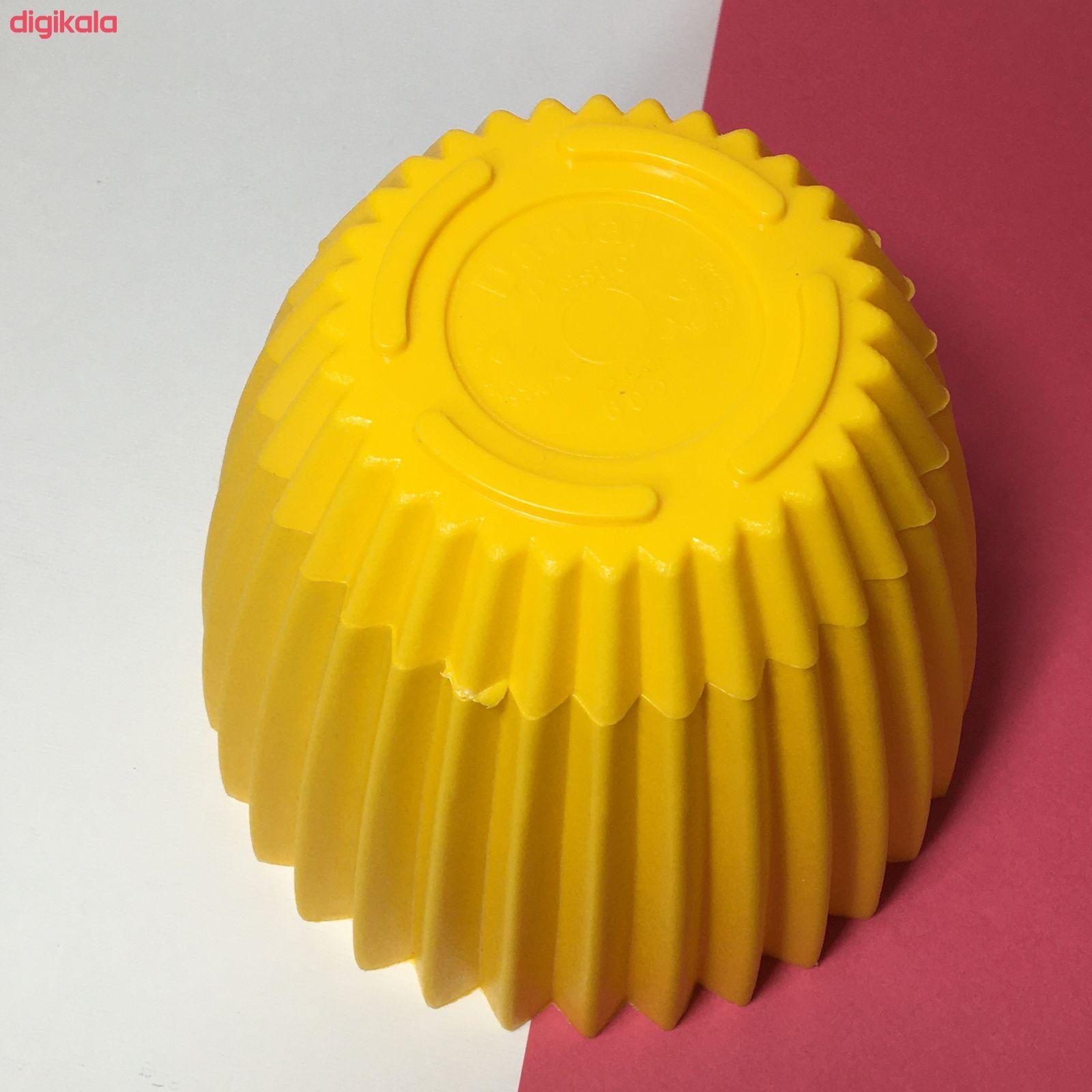 گلدان دانیال پلاستیک کد 212 main 1 6