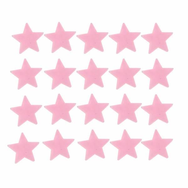 استیکر کودک طرح ستاره شب تاب کد PS بسته 60 عددی