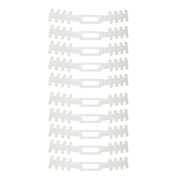 گیره نگهدارنده بند ماسک مدل G1 بسته 10 عددی
