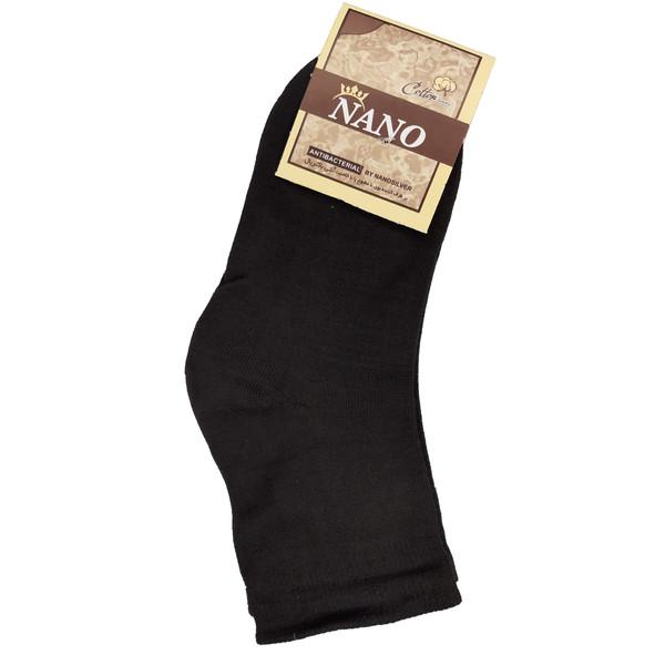 جوراب مردانه نانو مدل N01