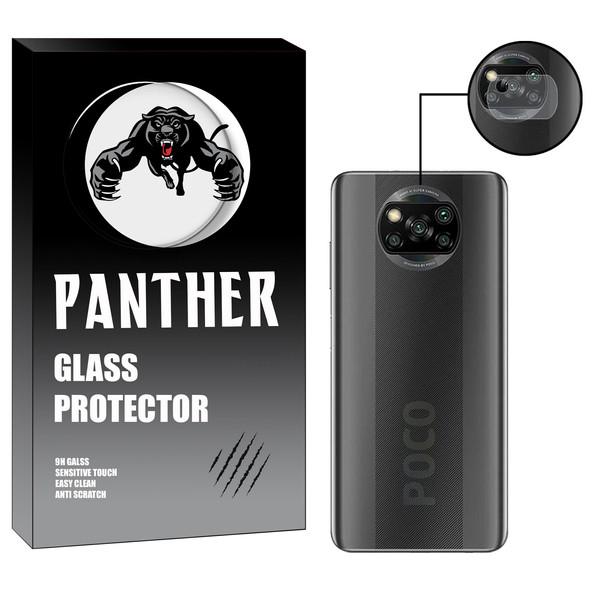 محافظ لنز دوربین پنتر مدل LNZ-SD مناسب برای گوشی موبایل شیائومی Poco X3 NFC