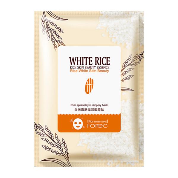 ماسک صورت رورک مدل White Rice وزن 30 گرم