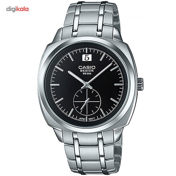 خرید ساعت مچی عقربه ای مردانه کاسیو مدل BEM-150D-1AVDF