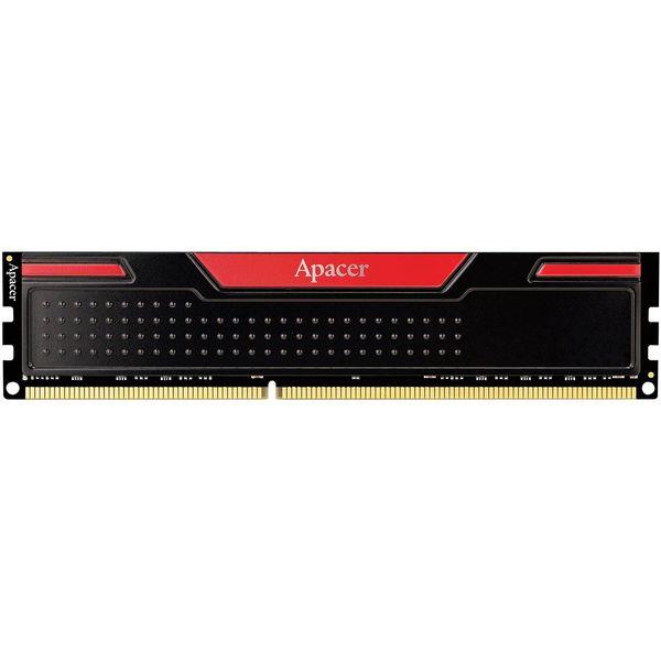 رم دسکتاپ DDR3 تک کاناله 1600 مگاهرتز CL11 اپیسر مدل Black Panther ظرفیت 8 گیگابایت