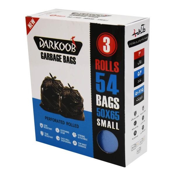کیسه زباله دارکوب مدل 01 3 مجموعه 3 عددی