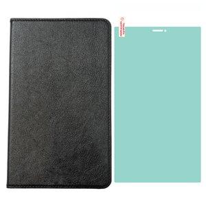 کیف کلاسوری مدل SSPT95 مناسب برای تبلت سامسونگ Galaxy Tab A 8.0 2019 LTE SM-T295 به همراه محافظ صفحه نمایش