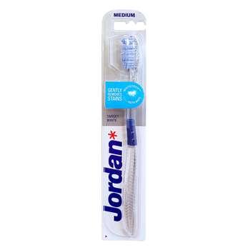 مسواک جردن مدل Target White با برس متوسط