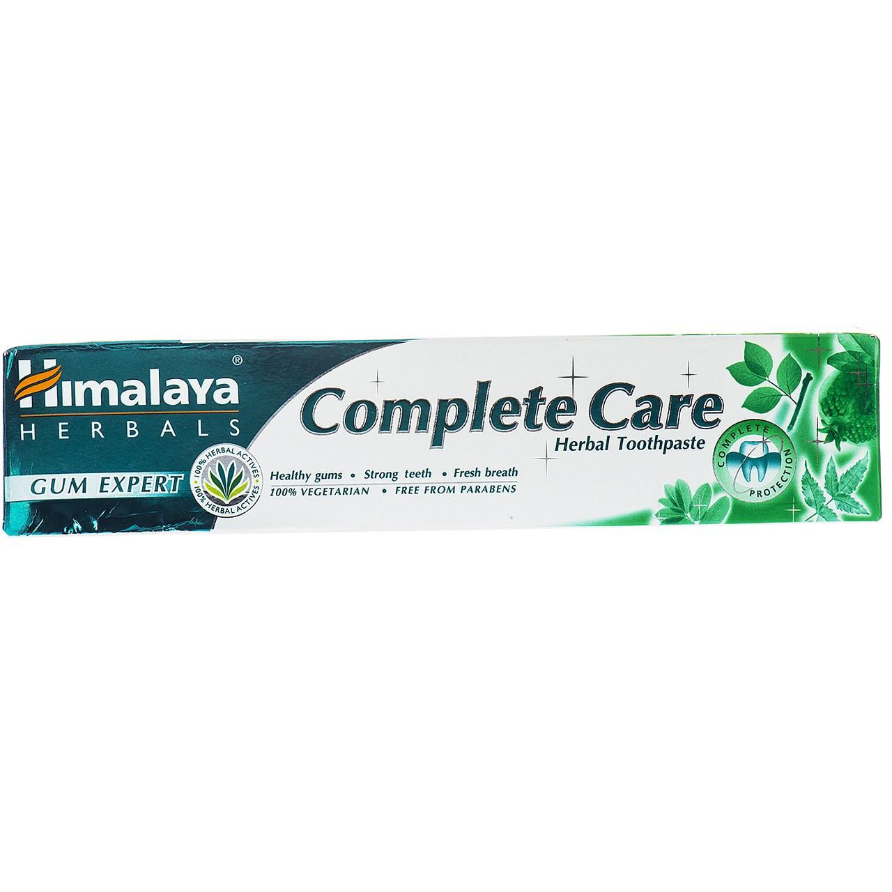 قیمت خمیر دندان گیاهی هیمالیا مدل  Complete Care حجم 75 میلی لیتر
