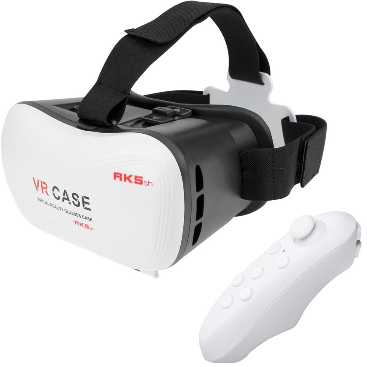 هدست واقعیت مجازی وی آر کیس مدل RK5th همراه با ریموت کنترل