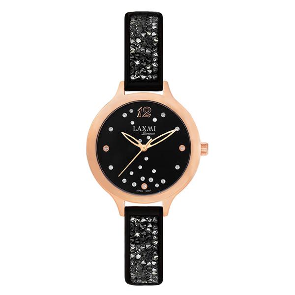 خرید و قیمت                      ساعت مچی  زنانه لاکسمی مدل LX 8079 - 2